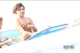 真夏のビーチは危険地帯Vol.2 カップル記念日  55連発