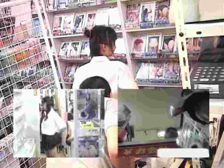パンツを売る女の子Vol.2 オナニー  53連発