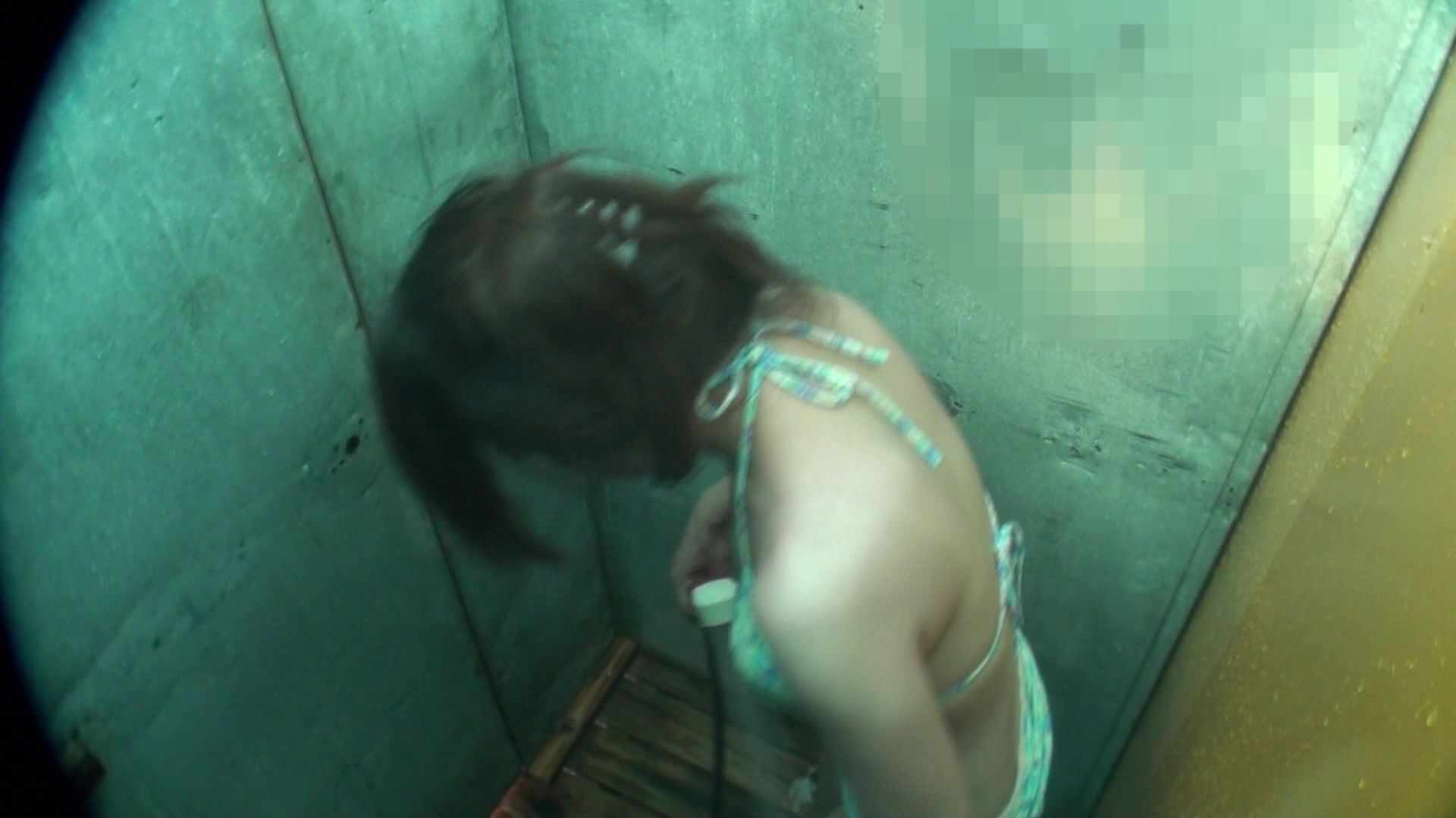 シャワールームは超!!危険な香りVol.15 残念ですが乳首未確認 マンコの砂は入念に マンコ映像  63連発